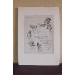 Affiche Pub NOIRAT 1921 signée LISY
