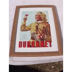 Affiche Pub Dubonnet 1929