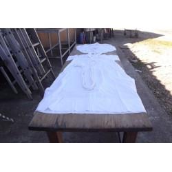 Aube de Communiante + 2 robes demoiselle d'honneur