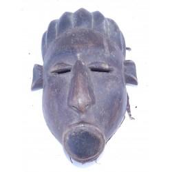 Masque Hurleur Dan Bassa Liberia
