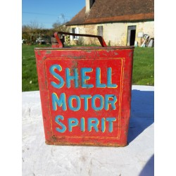 Bidon SHELL MOTORS SPIRIT