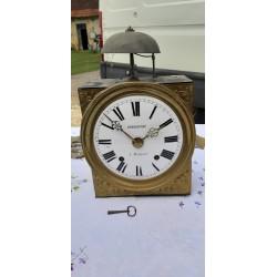 Mécanisme d'Horloge Comtoise Charrièras à Montpont