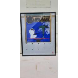"""Affiche Lepas AAMC """" Café Wien"""