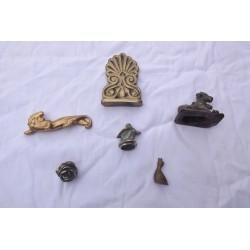 Lot de 6 petits Bronze anciens