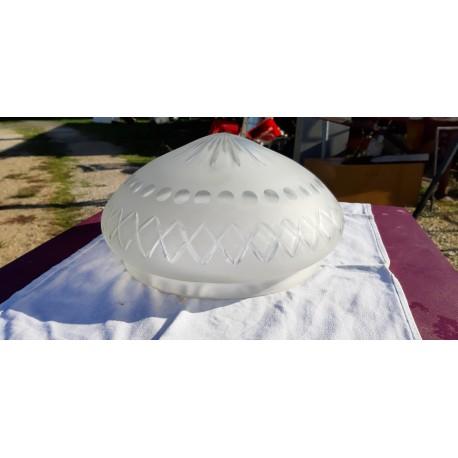 Globe de Suspension en Cristal 19 ème