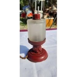 Lampe de Voyage Vintage en Bakélite de Marque MOUT