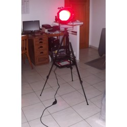 Lampe design industrielle Trepied photo et cinema